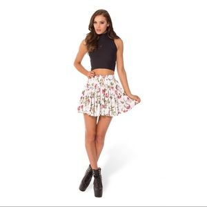 Gorgeous Garden Cheerleader Skirt